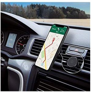Other - iPhone 6P Ring Case w/ & Magnetic Car Vent Holder
